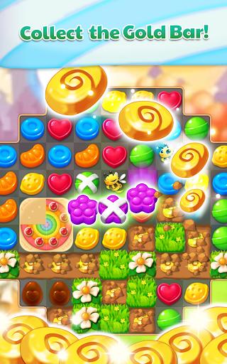 Lollipop & Marshmallow Match3 2 تصوير الشاشة