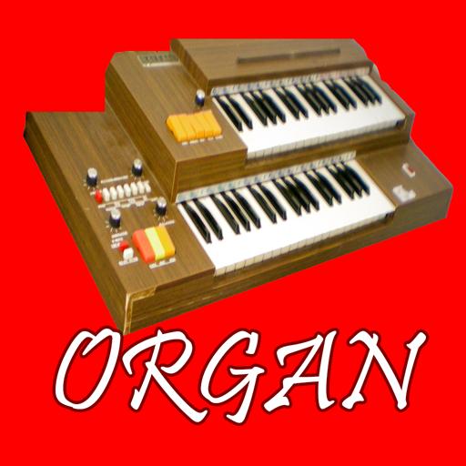 Electronic organ أيقونة