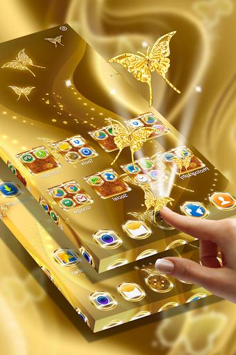 قاذفة ذهبية 3 تصوير الشاشة