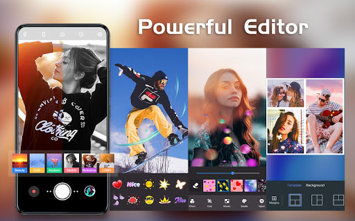 HD Camera - Beauty Cam with Filters & Panorama screenshot 12