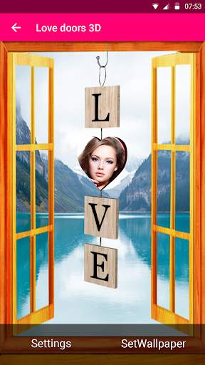 Love doors 3D screenshot 6