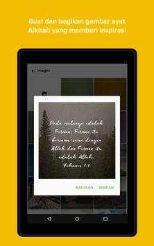 Alkitab Offline Gratis + Audio screenshot 16