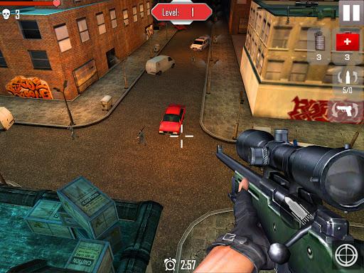 Sniper Killer 3D: Shooting Wars screenshot 5