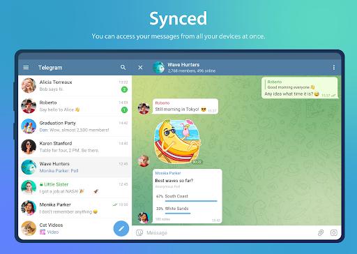 Telegram screenshot 8