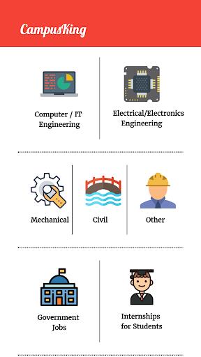 CampusKing-Referral Drives,Jobs for Engineers 2 تصوير الشاشة