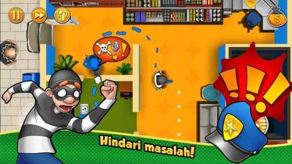 Robbery Bob screenshot 1