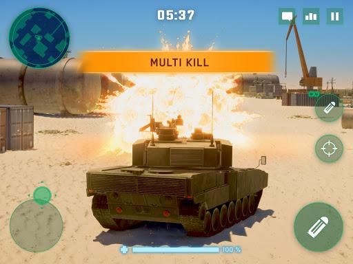 War Machines: Best Free Online War & Military Game 18 تصوير الشاشة