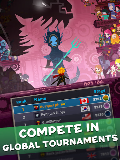 Tap Titans 2: Legends & Mobile Heroes Clicker Game 11 تصوير الشاشة