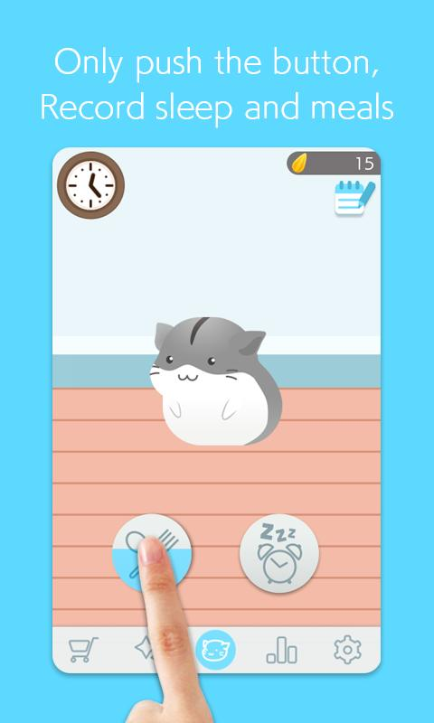 HamsterLive – manage meals and sleep happily download 2021