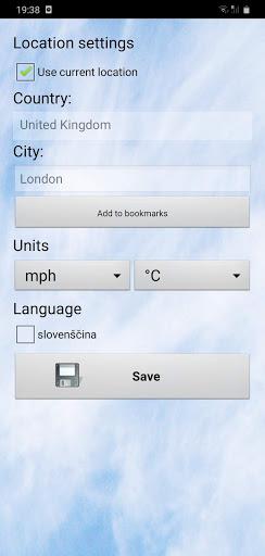 Local weather screenshot 6