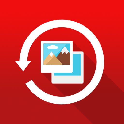 Restore Deleted Photos - RecovMy icon