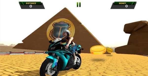 Desert Racer Runner screenshot 2
