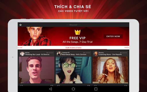 StarMaker Lite: Cùng hát với 50 triệu yêu âm nhạc screenshot 15