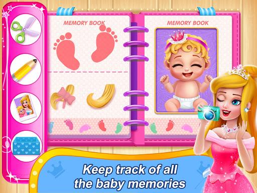 الحلو طفلة الأميرة السحرية 5 تصوير الشاشة