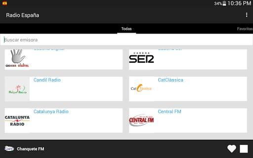 Radio Spain screenshot 7