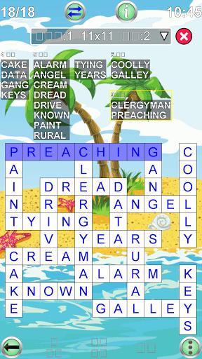 단어를 기입 Fill in Words screenshot 2