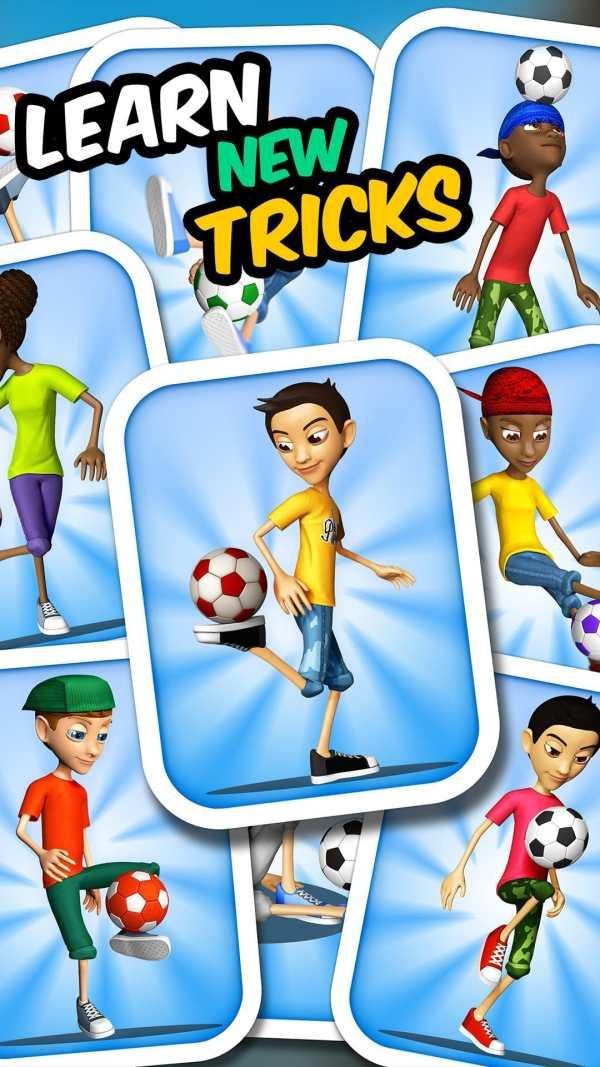 Kickerinho World screenshot 3