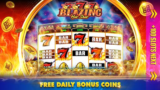 لاس فيغاس فتحات - Hot Shot Casino Games 2 تصوير الشاشة