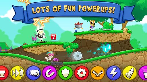 Fun Run 3 - Multiplayer Games screenshot 1