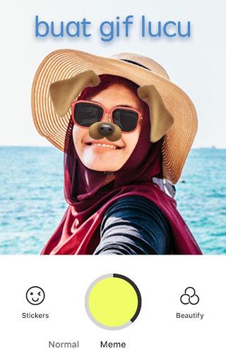 Sweet Snap - Filter Kamera, Emoji & Stiker Foto screenshot 6