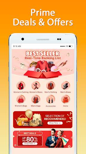 Club Factory - Online Shopping App screenshot 5