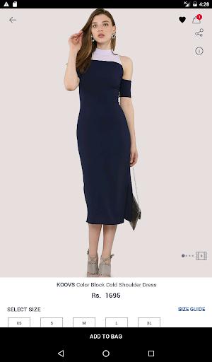 Koovs Online Shopping App скриншот 12
