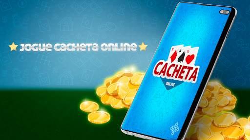 Cacheta Gin Rummy Online screenshot 3