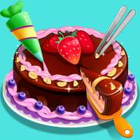 🤤🍰 Cake Shop  - Bake & Decorate Boutique on 9Apps