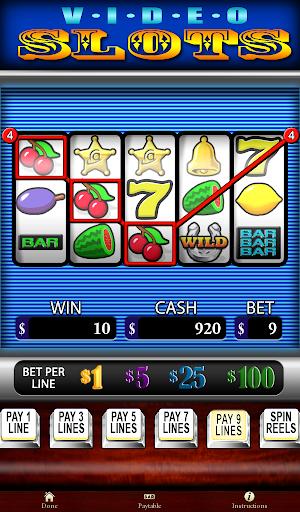 Astraware Casino 10 تصوير الشاشة