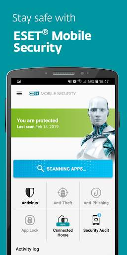 ESET Mobile Security & Antivirus screenshot 3