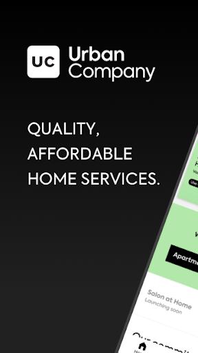 Urban Company - Home Services screenshot 1