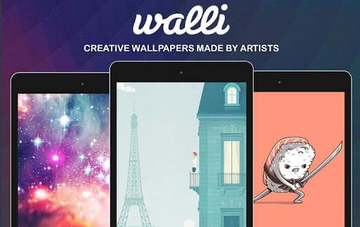 Walli - 4K, HD Wallpapers & Backgrounds screenshot 10