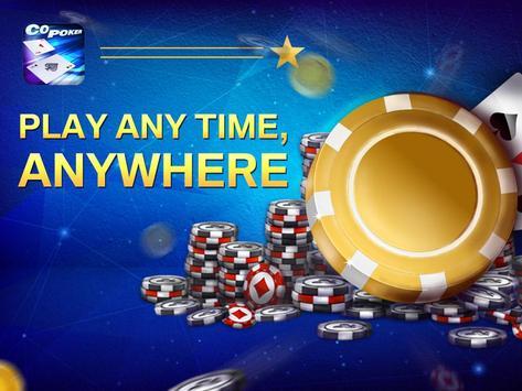 Co Poker 1 تصوير الشاشة