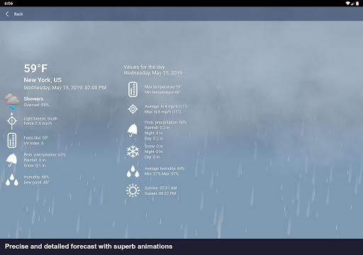 Weather XL PRO screenshot 12