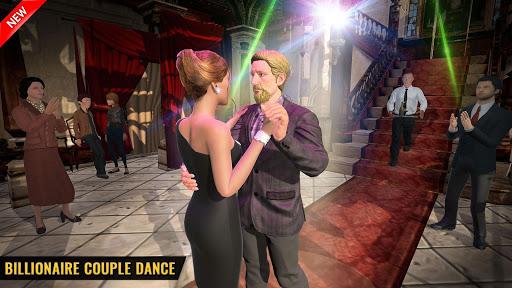 Billionaire Dad Luxury Life Virtual Family Games screenshot 3