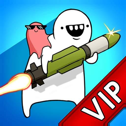 [VIP]Missile Dude RPG: Offline tap tap Missile on APKTom