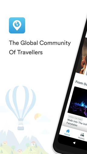Tripoto: Indian App To Plan Trips and Share Videos screenshot 1