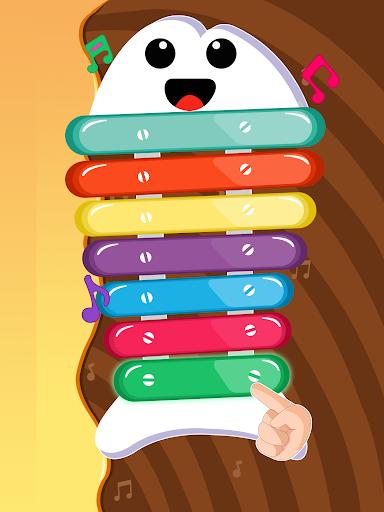 Baby Radio Toy. Kids Game 7 تصوير الشاشة