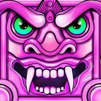 Scary Temple Final Run Lost Princess Running Game on 9Apps