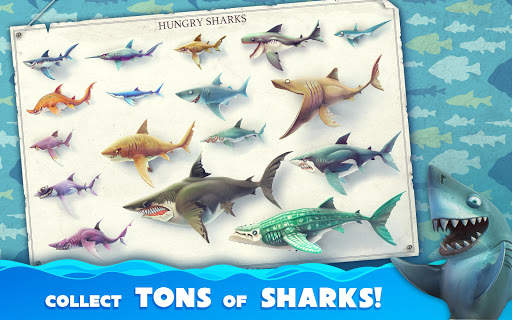 Hungry Shark World screenshot 19