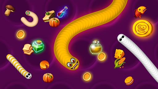 Zona Cacing.io - Ulang Rakus screenshot 4