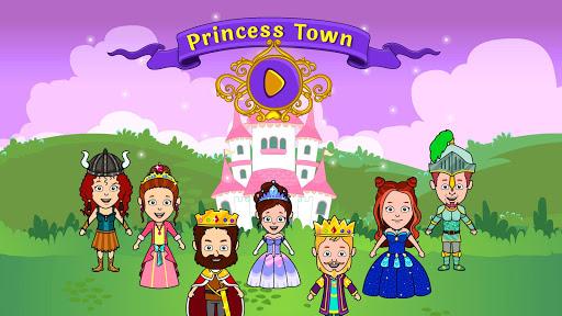 مدينة الأميرة تيزي - ألعاب قلعة بيت العرائس 16 تصوير الشاشة