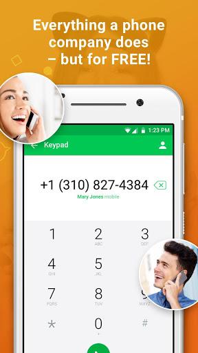 Nextplus Free SMS Text   Calls скриншот 3