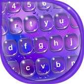 Color Rain Keyboard Themes