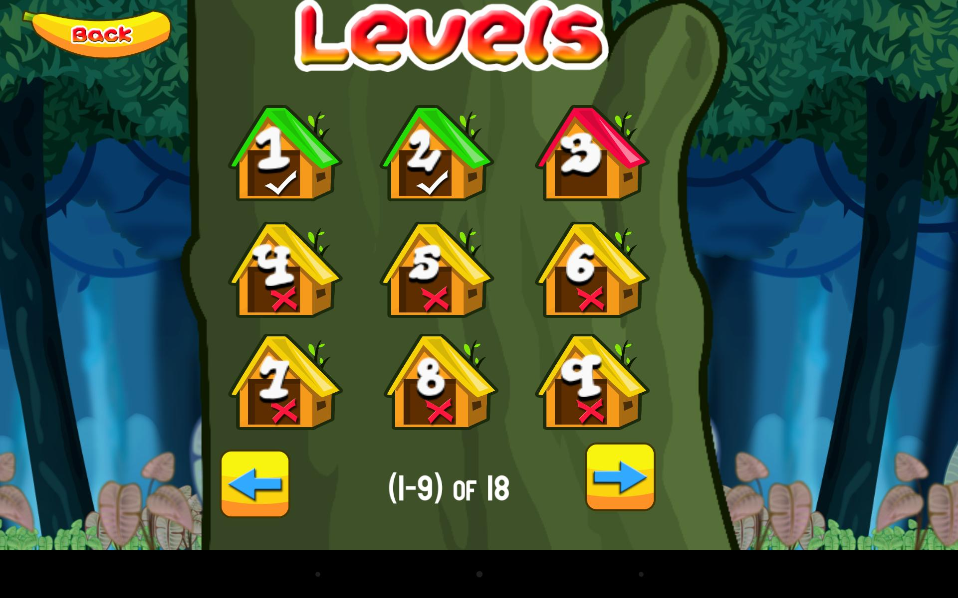 Jungle Loony Monkey Adventure 3 تصوير الشاشة