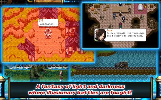 RPG Eclipse of Illusion screenshot 5