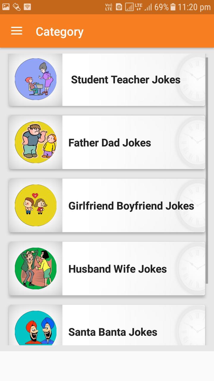 Latest Hindi Jokes 1 تصوير الشاشة