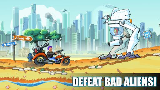 Mad Day - Truck Distance Game 2 تصوير الشاشة