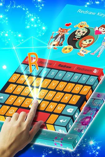 New 2021 Keyboard 4 تصوير الشاشة