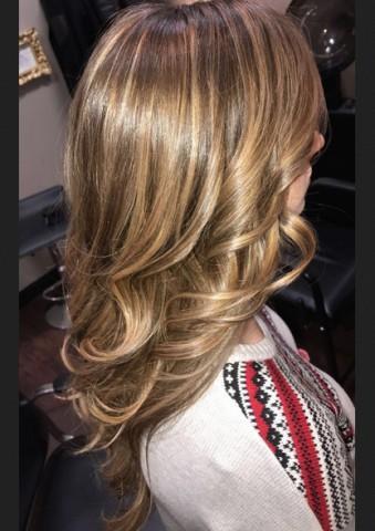 120 Цвет волос для женщин скриншот 1